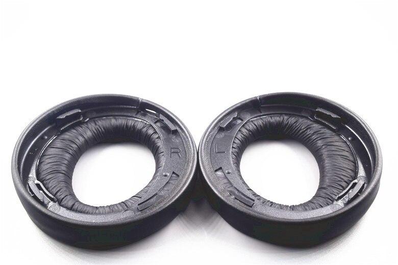 Negro Original del cojín del oído orejera almohadillas para SONY oro inalámbrico PS3 PS4 7,1 Virtual Surround headset CECHYA-0083 (L + R)