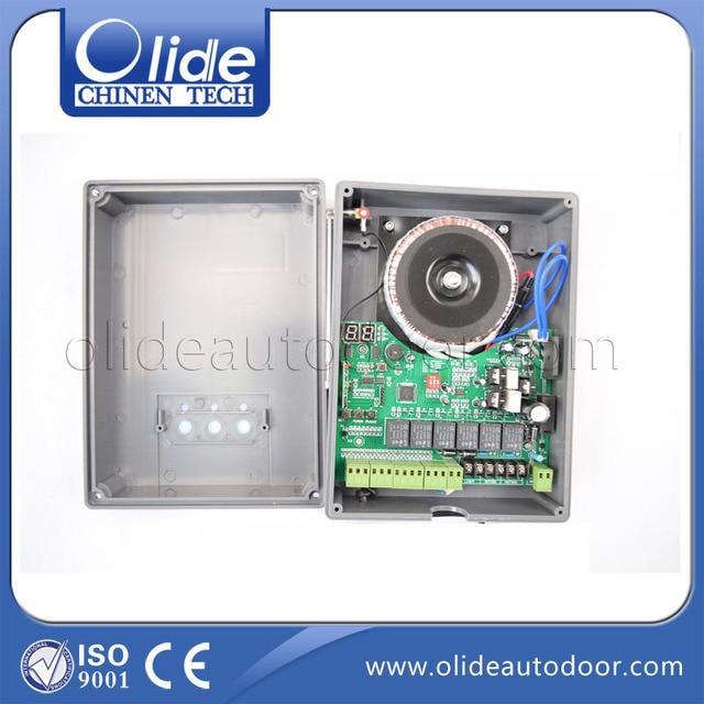 hot selling automatic swing gate opener control door opener control panel
