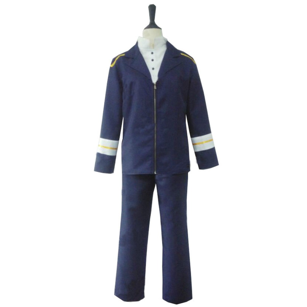 2017 Custom Made Star Trek cosplay Costume Uniform Suit Outfit Halloween Cosplay Costume