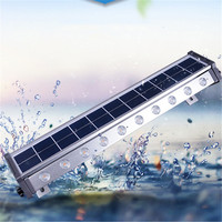 Super Bright LED Solar Powered Panel Street Wall Light Waterproof Home Garden Outdoor Lamp Energy Saving Spotlight Garland Decor