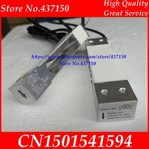 Image 1 - 3KG 5kg 8kg 10kg 20kg 40kg 50kg 100kg 120 High precision strain gauge load cell pressure sensor electronic scale sensor 1m cable