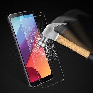 Image 2 - Bộ 2 Miếng Dán Bảo Vệ Màn Hình Sfor LG G6 Điện Thoại Kính Kính Cường Lực Dành Cho LG G6 LGG6 Tấm Bảo Vệ Màn Hình G 6 H870 h873 Chống Trầy Xước Điện Ảnh