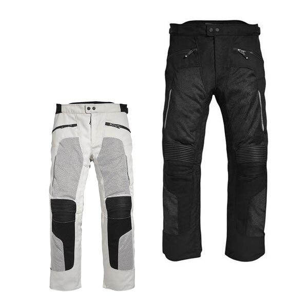 Летом сетки дышащий мотоцикл брюки мужчины верховая езда брюки автопробега брюки