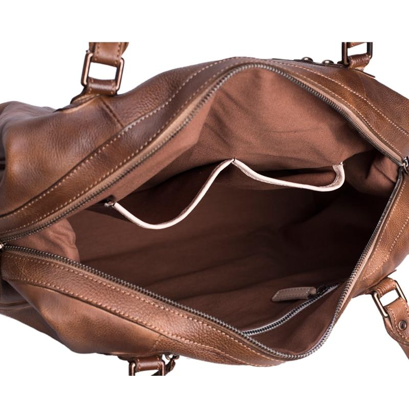 ROCKCOW Vintage στυλ δερμάτινη δερμάτινη - Τσάντες αποσκευών και ταξιδιού - Φωτογραφία 6