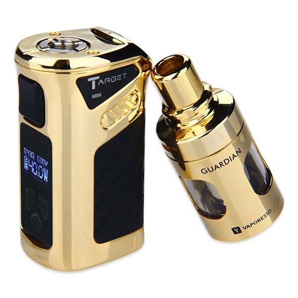 D'origine 40 W Vaporesso CIBLE Mini TC Starter Kit avec 2 ml tuteur Réservoir 1400 mAh Batterie CIBLE Série Petite Taille E-cig Kit Mini - 4