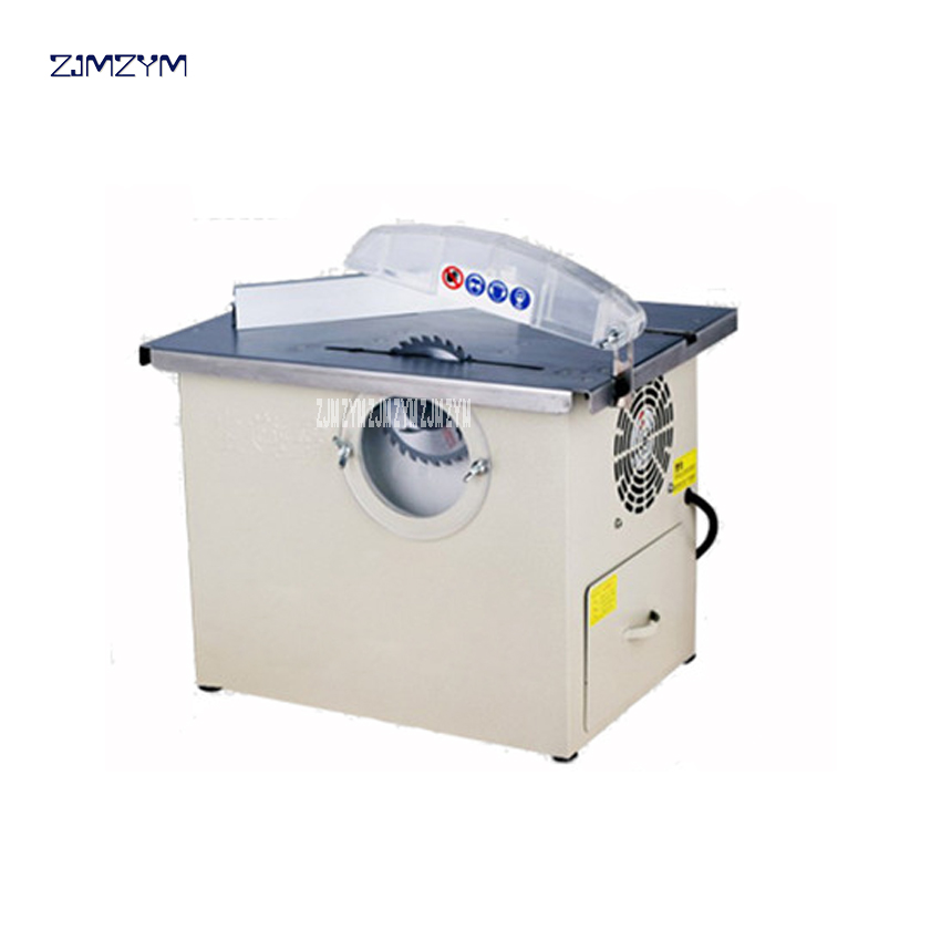 Dust-free saw CB150-5B solid wood floor cutting machine clean dust saw multi-purpose wood floor table saw 38mm (maximum) 220V