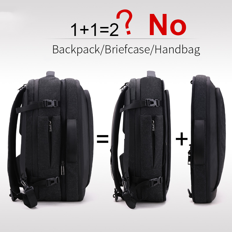 Teenager Business Breathable hand bags Disassemble Multifunction 17 inch Laptop Backpacks For Mochila Men Travel Backpack BagTeenager Business Breathable hand bags Disassemble Multifunction 17 inch Laptop Backpacks For Mochila Men Travel Backpack Bag
