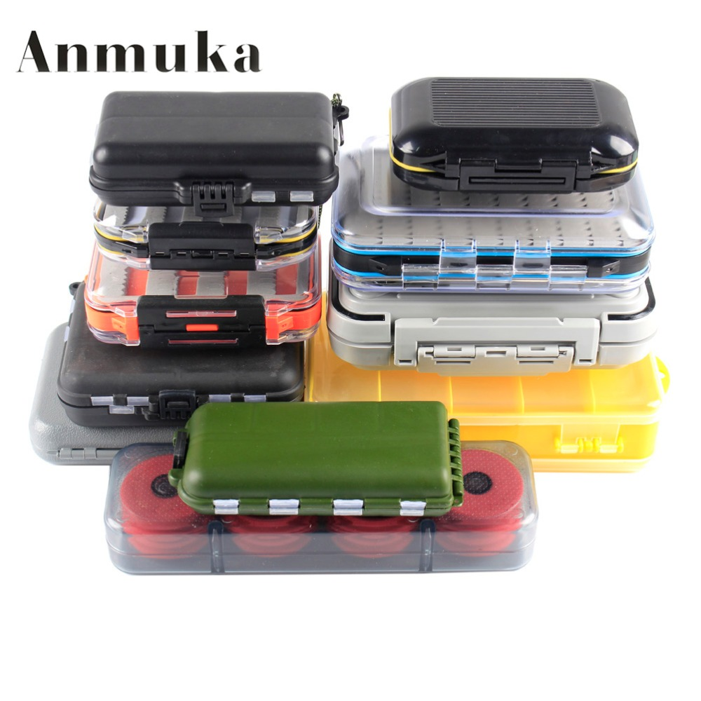 anmuka fishing boxs a variety of styles accessories waterproof ecofriendly fishing lure bait tackle