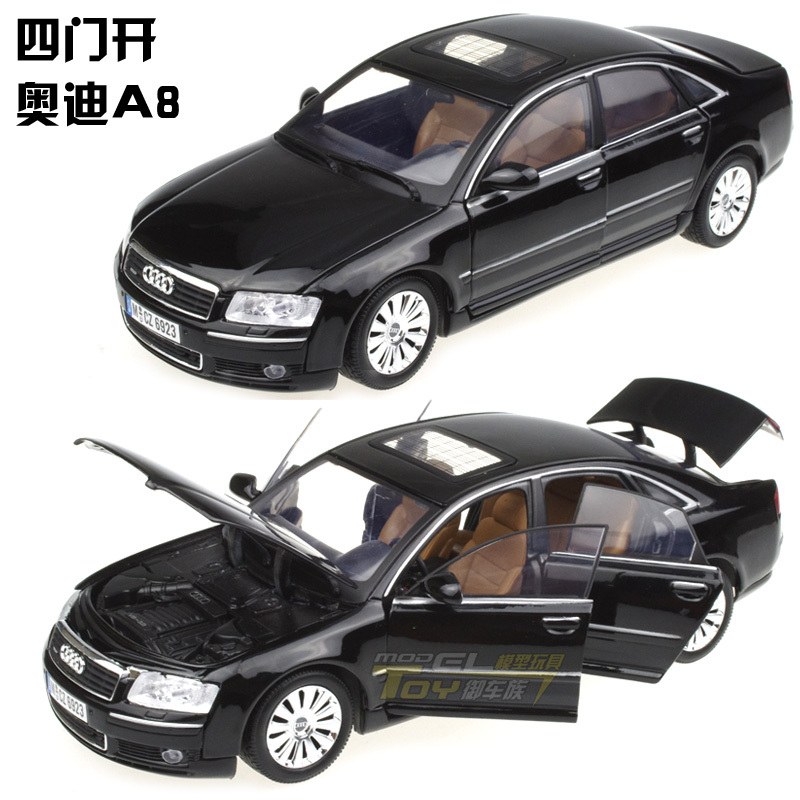 Captivating MOTORMAX 1:18 AUDI A8 Alloy Car Model Black In Diecasts U0026 Toy Vehicles From  Toys U0026 Hobbies On Aliexpress.com | Alibaba Group