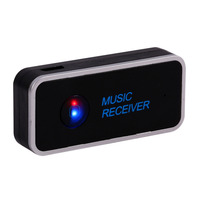 Portable Wireless Bluetooth Transmitter Audio Adapter Home Music Sound System