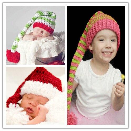 Descuento GRANDE Recién Nacido Gorro de Papá Noel 8269ee30a75
