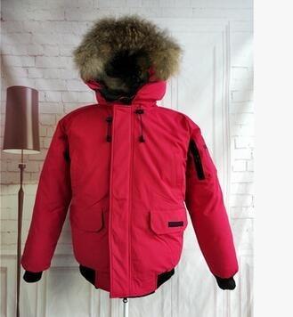 Hommes hiver vers le bas Parkas coupe-vent épais chaud veste décontracté vêtements à capuche marque de mode plume d'oie vestes en duvet