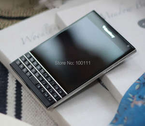Blackberry Passport Original Q30 32GB GSM/WCDMA Nfc Qwerty Keyboard Quad Core 13MP Refurbished