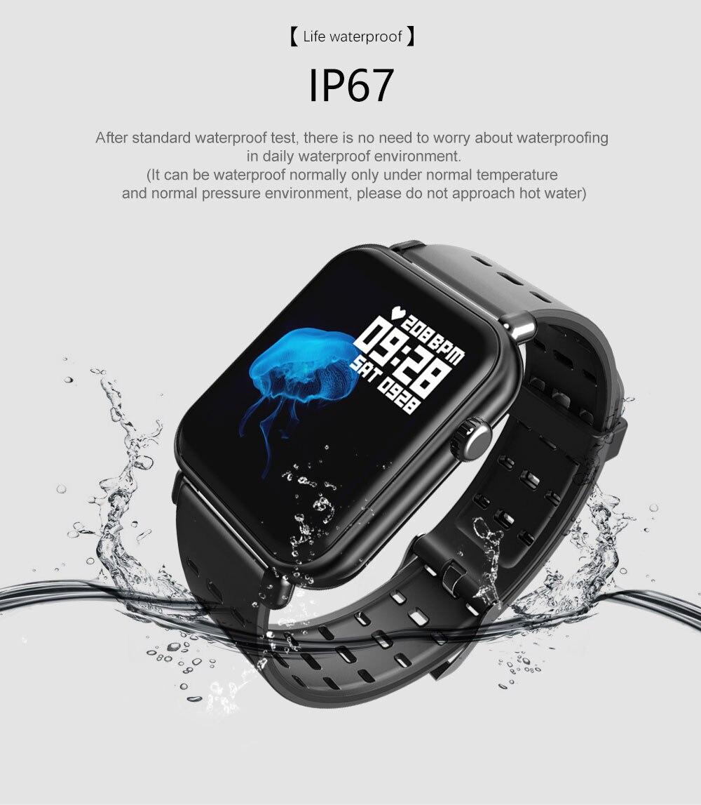 Y6 Pro montre intelligente