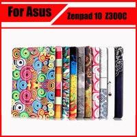Magnetic Stand Pu Leather Case For Asus Zenpad 10 Z300CL Z300CG Z300C Z300 Z300CNL 10 1
