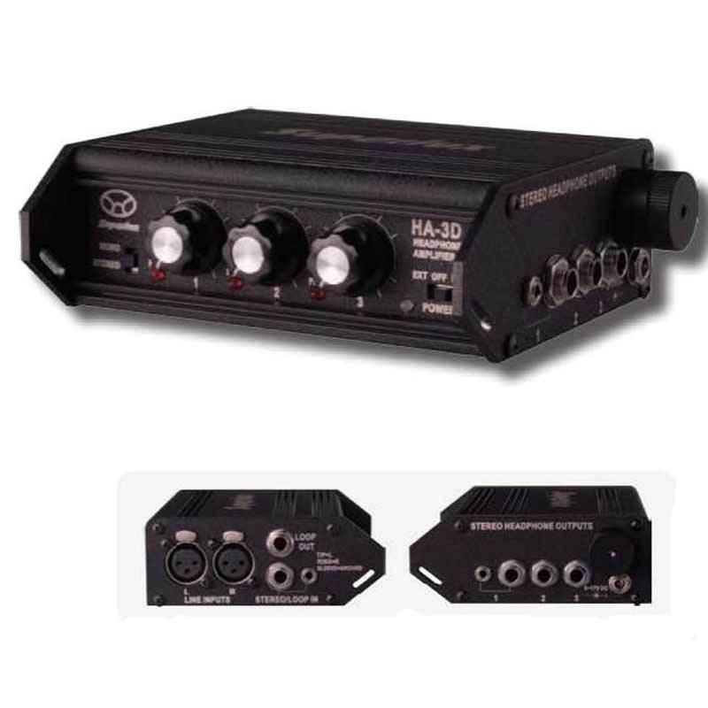 Amplificateur de casque portable Superlux HA3D amplificateur de casque à 3 canaux-in Casque Amplificateur from Electronique    2