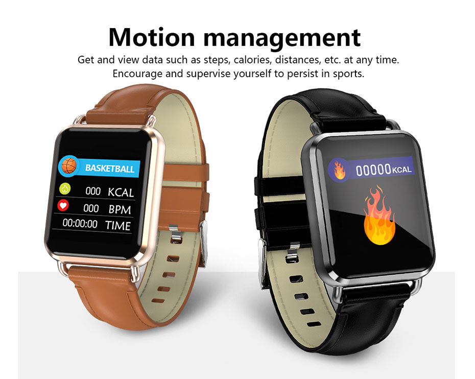 COLMI ECG Smartwatch Electrocardiography Heart Rate Monitor Smart Watch Activity Fitness Tracker Clock for IOS Android_10