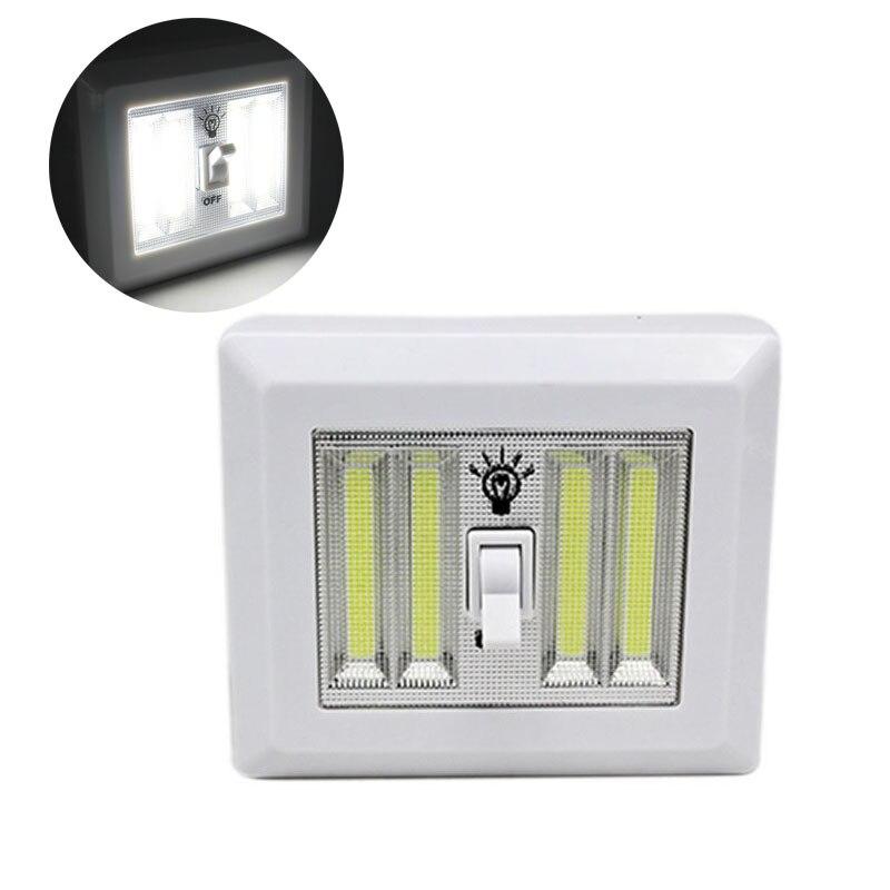 Удара переключатель бра светодиодный Аккумуляторный свет Батарея работает Кухня кабинет, гараж гардероб лагерь лампа аварийной ситуации Н... ...