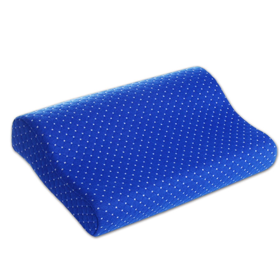 Wave Quality  Pillow Slow Rebound Health Care Memory Foam Pillow Memory Foam Pillow Support The Neck Fatigue Relief