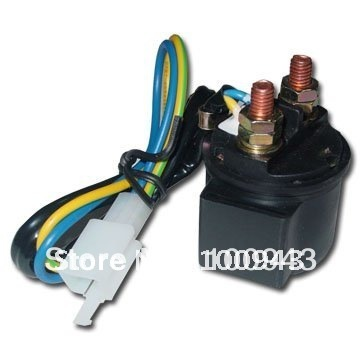 Motorcycles starter relay GY6-125 125cc scooter relay
