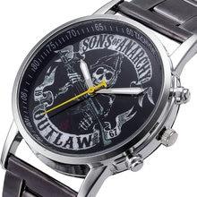 Geneva Horror, многоцветные часы с рисунком черепа, циферблат, сплав, серебристый, черный, ремешок, мужские кварцевые часы, наручные часы для женщин и мужчин, s часы