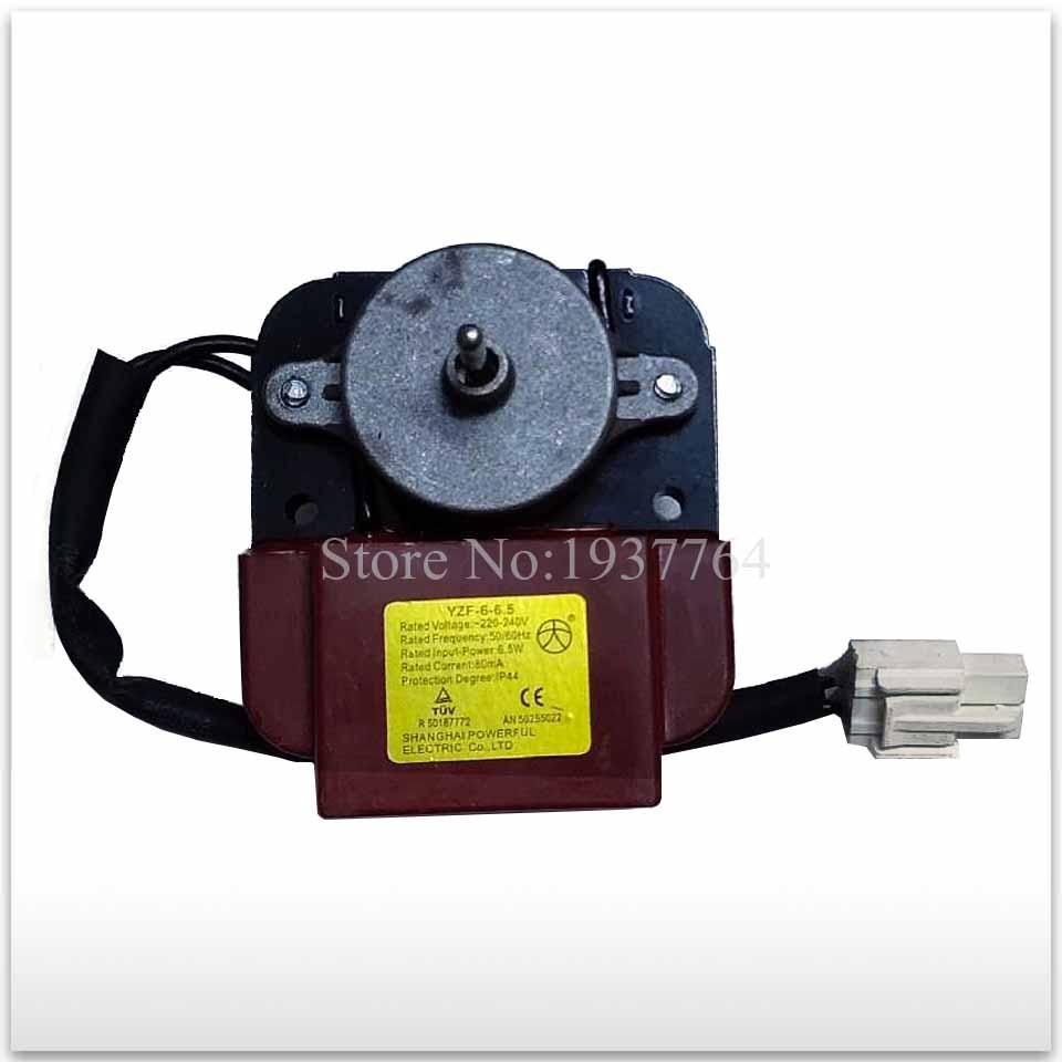 1pcs new Refrigerator cooling motor fan motor YZF-6-6.51pcs new Refrigerator cooling motor fan motor YZF-6-6.5