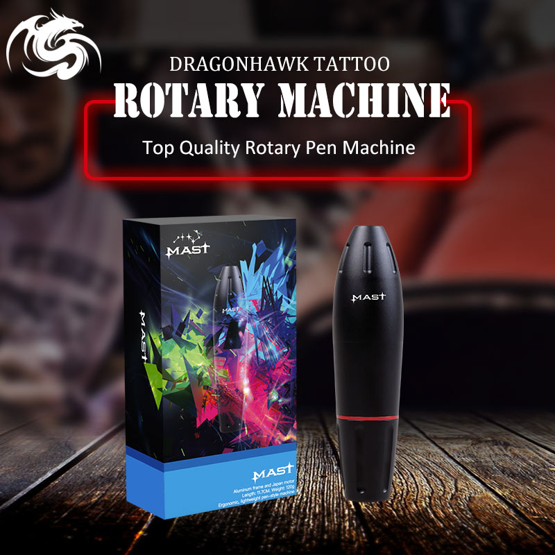 Новейший роторный татуировки сильный мотор поставка высокое качество картриджи Tatttoo ручка поставки