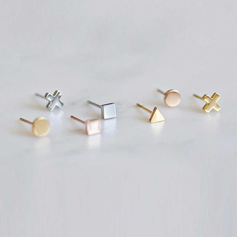 stainless steel jewelry  small earrings  earrings for  Women  Trendy  spirited away  earings fashion jewelry  earrings 2018