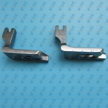 UNIVERSAL INDUSTRIAL SEWING MACHINE ROLL HEMMING FOOT BROTHER JUKI CONSEW 1/4″(2PCS)