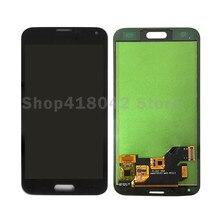 Para Samsung Galaxy S5 i9600 G900F G900H Pantalla LCD con Pantalla Táctil Digitalizador Asamblea Envío Gratis