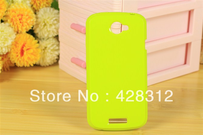 cheapest  TPU mobile phone case for htc one s