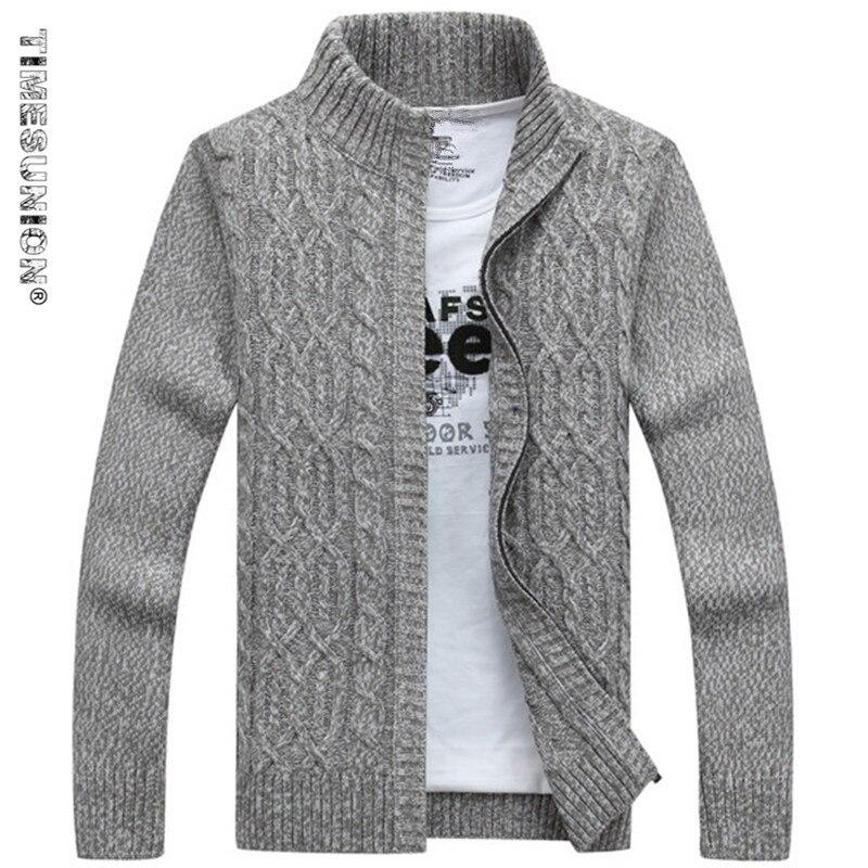 TIMESUNION Brand Man Sweater Casual Men