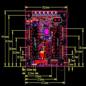 Image 3 - 미니 모듈 디자인 이더넷 스위치 회로 보드 이더넷 스위치 모듈 10/100 mbps 5/8 포트 pcba 보드 oem 마더 보드
