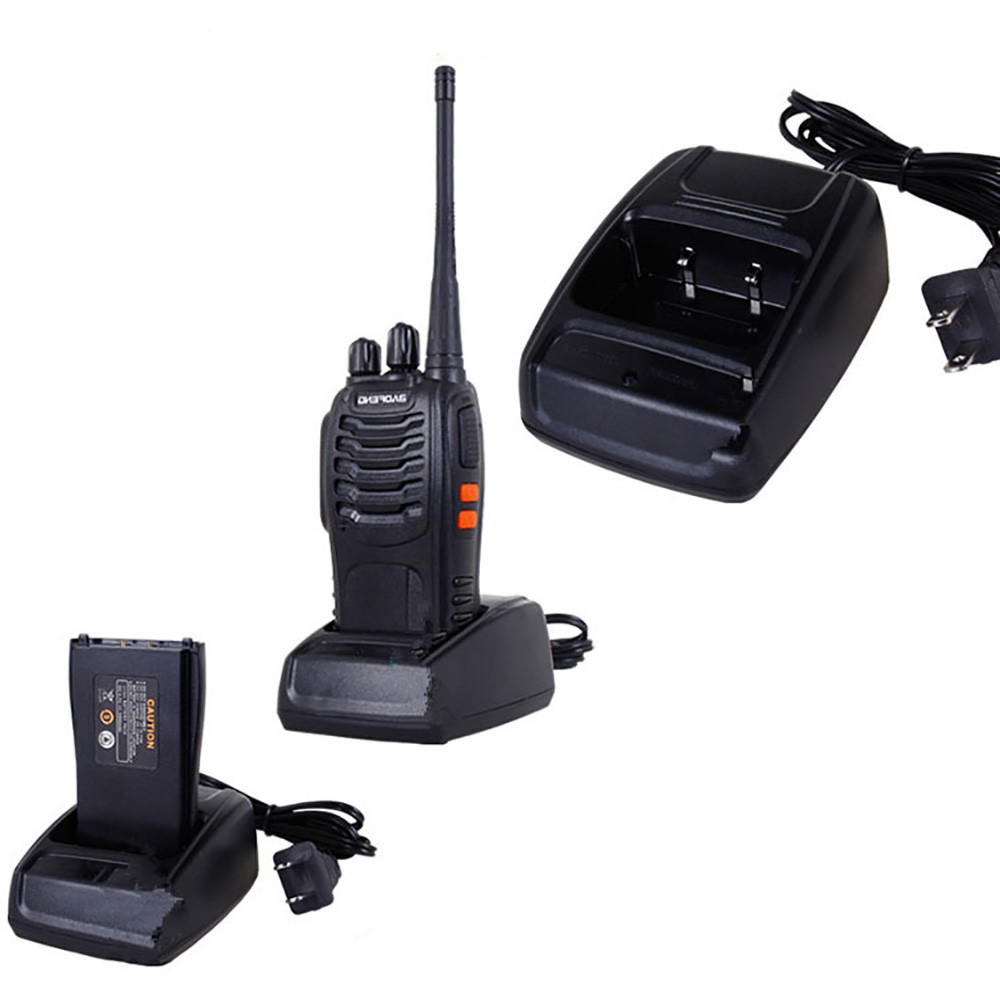 Image 3 - BF 888S 2 Baofeng Mini Walkie Talkie Wireless Civilian Waterproof Portable Self driving Tour Hotel Tourie Security Walkie talkie-in Walkie Talkie from Cellphones & Telecommunications