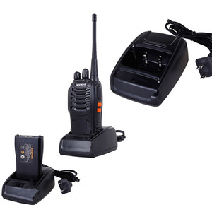 Image 3 - BF 888S 2 Baofeng Mini Walkie Talkie inalámbrico civil impermeable portátil auto conducción Tour Hotel Tourie seguridad walkie talkie