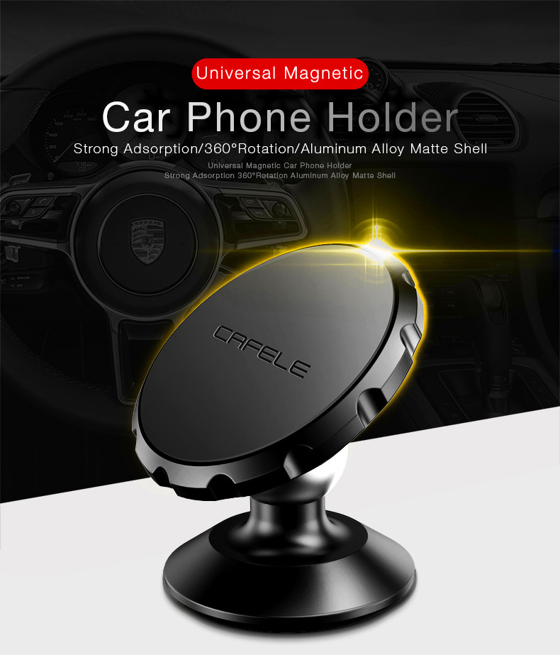 Cafele Magnetic Holder for Phone in Car Boat Phone Holder
