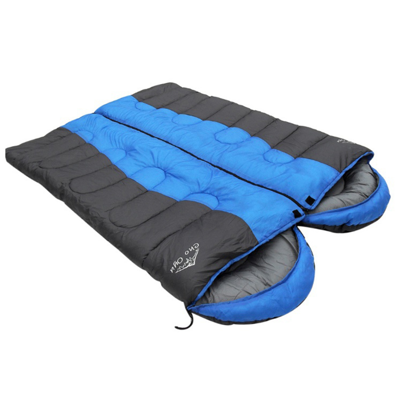 Camp Sleeping Gear New Style 1pc Sleeping Bag Camping Sports Family Bed Outdoor Hunting Hiking Camping & Hiking