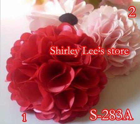 3c12bb0628ef Vente en gros-72 X (11 cm) FANTAISIE Grande Fleur Broche, décoratif Fleur  Appliques ARTISANAT Mix 2 Couleurs --- Livraison Gratuite par EMS