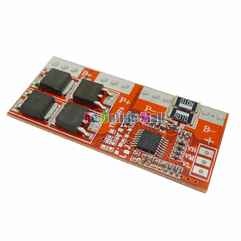 3S 30A High Current Li ion Lithium Battery 18650 Charger Protection Board 10 8V 11 1V