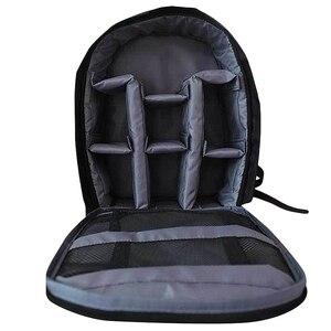 Image 3 - 多機能カメラバックパックビデオデジタル Dslr バッグ防水屋外カメラ写真ニコン/キヤノン /デジタル