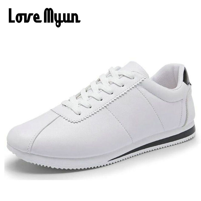 New mens casual pu leather shoes summer Breathable sneakers shoes boys flat lace up mens fashion lightweight Driving shoe AF-14 bimuduiyu luxury brand hot full grain genuine leather men casual shoes comfortable lace up breathable fashion sneakers flat shoe