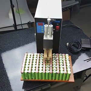 Image 2 - 3KW Pneumatico Pulse Batteria Spot Saldatore Batteria Spot di Saldatura 220V