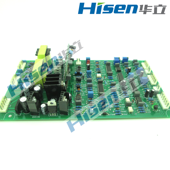 цена на Inverter Welder Circuit Board NBC350 Control Board Gas Protection Welding Machine Wiring Board South Arc IGBT Welder Control Boa