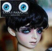 [01 ]1/3 1/4 1/6 BJD  Eyes 12mm/14mm/ 16mm /18mm Metal Acrylic Eyeballs  for SD/MSD/YSD Ball-jointed Doll