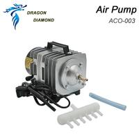 35W ACO 003 50Lpm Air Pump Compressor AC 220 240V for Laser Machine