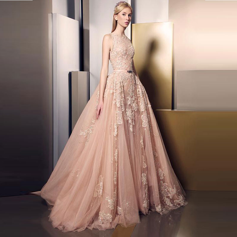 Popular Champagne Prom Dress-Buy Cheap Champagne Prom Dress lots ...