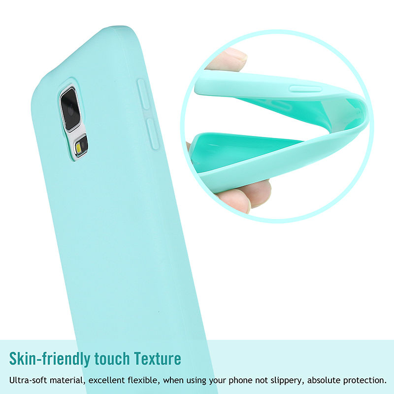 Image 5 - Soft Silicone TPU Candy Color Case for Samsung Galaxy S5 S 5 SV i9600 G900F S5 Neo SM G903F G903 S5 Duos G9006 G9006V Cover Capa-in Fitted Cases from Cellphones & Telecommunications