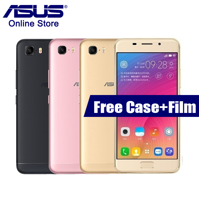 100% ASUS Zenfone Pegasus 3s ZC521TL Android 7.0 3GB 32GB 5000mAh 5.2