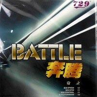 729 битва (не липкий) пункты в Настольный теннис (пинг-понг) Резина с губкой