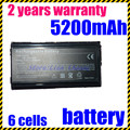 Jigu alta capcity bateria do laptop novo para asus x59 x59g x59gl x59s x59sl x59sr a32-f5 preto frete grátis